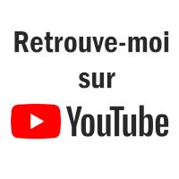 Retrouve-moi sur YouTube - Lien vers la chaîne de CYD